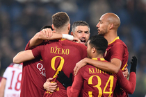 AS Roma, victorie cu Bologna