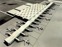 Noul Terminal de pasageri de la Aeroportul Otopeni