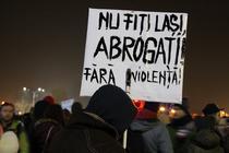 Protest abrogati OUG