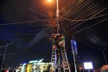 Coborarea cablurilor in reteaua Netcity