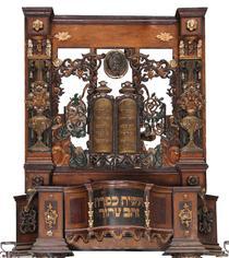 Chivotul Sfant de la Sinagoga din Siret