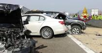 Accidente in lant in Italia