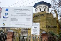 Bani pentru restaurarea unor biserici