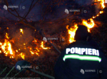 Incendiu la Dunavatu de Jos