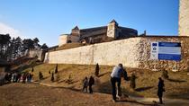 Cetatea Râșnov, renovată cu bani europeni