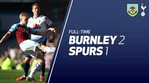 Burnley vs Tottenham 2-1