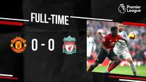 Manchester United vs Liverpool 0-0