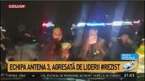 jurnalisti Antena 3 bruscati