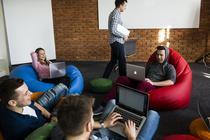 startup educatie IT
