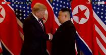 Trump si Kim Jong Un, la Hanoi