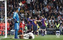 FC Barcelona, victorie la scor de neprezentare in fata rivalilor de la Real Madrid