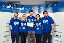 Locul 1 Global Legal Hackathon