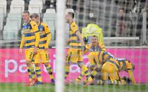 Parma, egal cu Juventus