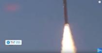 Lansare racheta in Iran