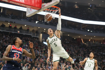 Milwaukee Bucks, la 40-a victorie in actualul sezon din NBA