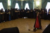 Ritual magic pentru Putin