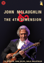 John McLaughlin in concert