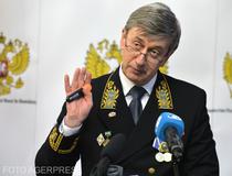 Valeri Kuzmin, ambasadorul Rusiei la Bucuresti