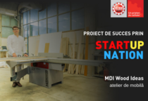 Proiect de succes prin Start-Up Nation
