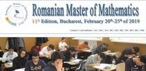 Romanian Master of Mathematics