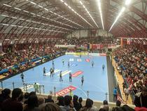 Sala Dinamo, arhiplina la duelul dulailor cu Sporting din Liga Campionilor