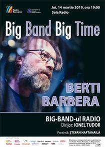 Blues cu Berti Barbera la Sala Radio