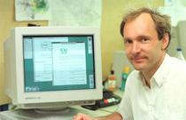 Tim Berners-Lee, creatorul www