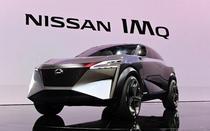 Nissan IMQ Concept Geneva 2019