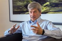 Johann Strobl, CEO Raiffeisen Bank International