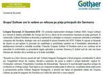 Anuntul Gothaer din decembrie 2018
