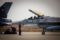 F16 din dotarea RoAF