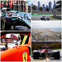 Formula 1, Marele Premiu al Australiei