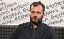 Scriitorul Radu Vancu