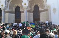 Manifestatie la Algiers