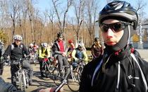 Mars cu biciclete in Cluj