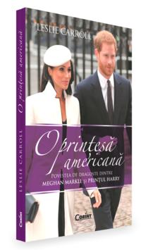 O printesa americana, de Leslie Carroll