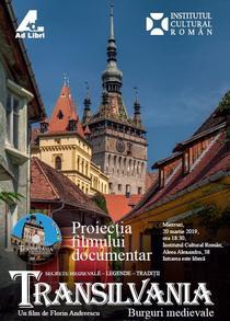 Documentarul Transilvania. Burguri medievale