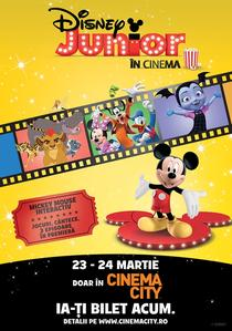 Disney Junior in Cinema City