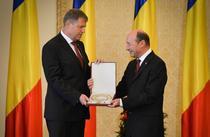 Basescu si Iohannis