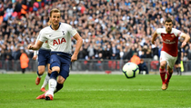 Harry Kane a inscris de la 11 metri