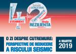 O zi despre cutremure, evenimente organizate de INFP pe 4 martie 2019