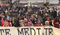 protest jurnalisti croati