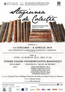 Stagiunea de Colectie 2019- VOL.6
