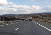 Autostrada in Romania