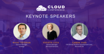 Cloud Conference 2019 Keynote Speakers