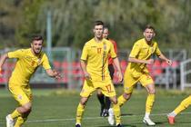 Jucatorii echipei nationale a Romaniei U19