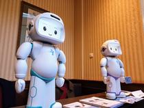 Mici roboti produsi de o firma din Luxemburg