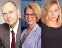 Daniel Anghel, Irina Nistor, Ioana Cercel