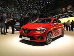 Renault Clio V Geneva 2019
