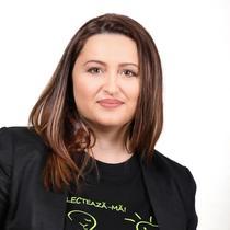 Anca Lupusavei, Marketing Manager Recolamp